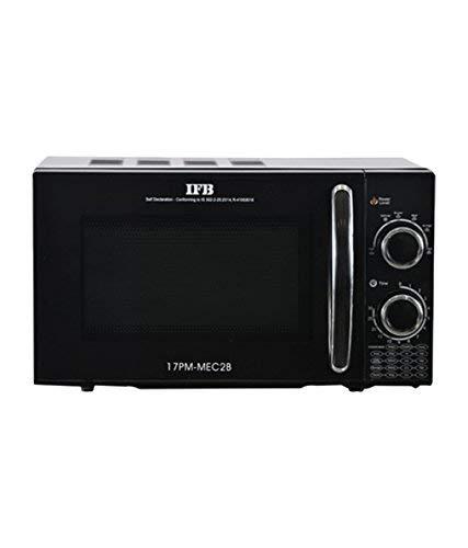 IFB 17 L Solo Microwave Oven (17PM-MEC2B, Black)