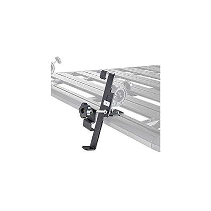 Image of Car Rack Accessories Rhino Rack Aluminium Folding Ladder Bracket - RUFLB