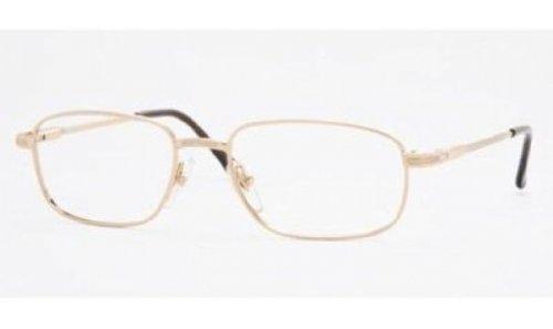 Sferoflex SF 2086 Eyeglasses Styles Silver-Gold Frame w/Non-Rx 56 mm Diameter Lenses, 131-5617,
