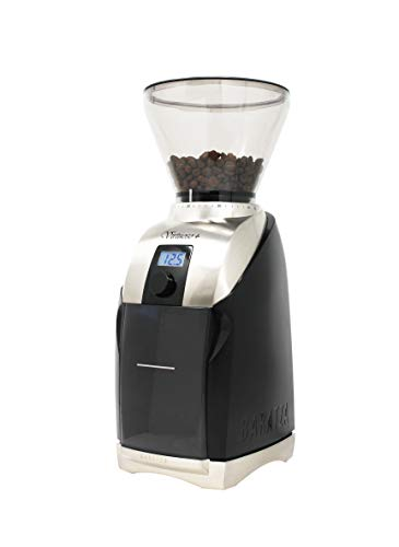 Baratza Virtuoso+ Conical Burr Coffee Grinder with Digital Timer Display (Burr Coffee Grinders Baratza)