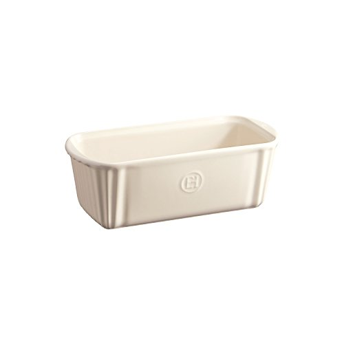 Emile Henry Small Loaf Dish, 1 Quart, Clay by Emile Henry