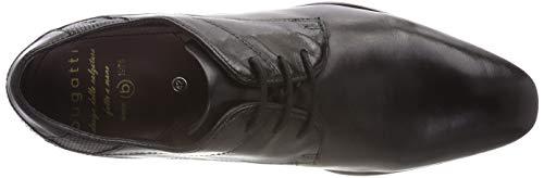 Noir Bugatti 1000 1142e schwarz 3 Homme Derbys 11 4RzOnXRgF