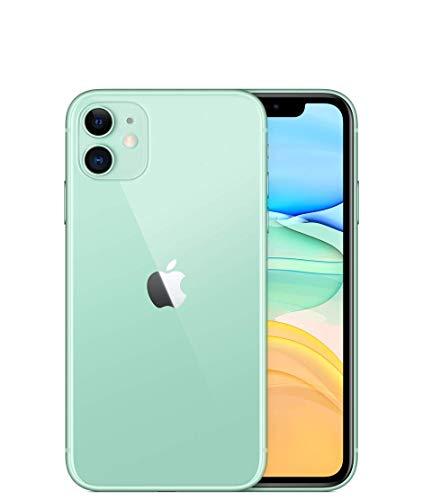Apple iPhone 11, 64GB, Green - for Sprint (Renewed)