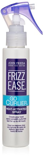 John Frieda Frizz Ease 3.5oz Go Curlier Heat-Activated Spray