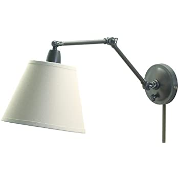 House Of Troy Pl20 Ob Library Lamps Portable 20 Inch Wall