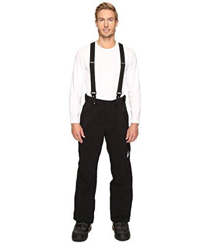 Spyder Men's Tarantula Shell Pants Black 1 ()