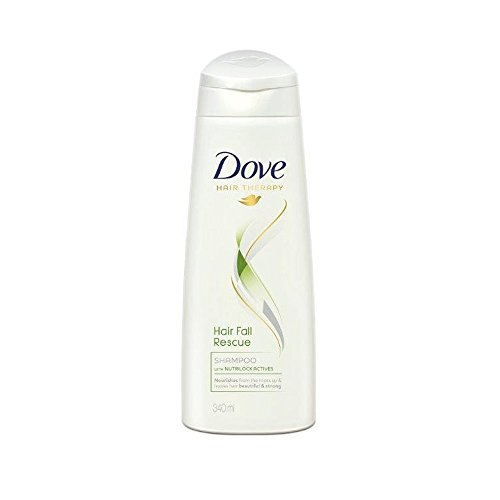 Dove Hair Therapy Hair Fall Rescue Shampoo - For Longer and