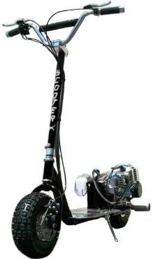 Dirt Dog - Black - 49cc Gas Powered Scooter