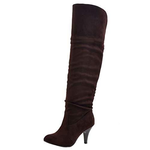 Boot AIYOUMEI Classic Boot Women's Boot Brown AIYOUMEI Classic AIYOUMEI Classic Women's Brown AIYOUMEI Brown Women's wTggvXq