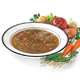 Campbells Condensed Beef Barley Soup - 50 oz. can, 12 per case
