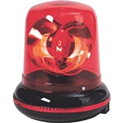 "Rhode Island Novelty 7"" Red Police Beacon Light"