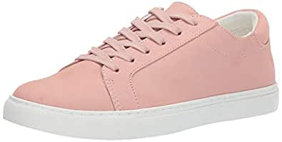 Kenneth Cole New York Women's Kam Lace-Up Sneaker, Medium Pink, 6 M US