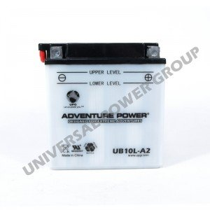 Exide Battery 10LA2 Motorcycle Battery