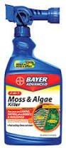 Bayer Advanced 2 In 1 Moss & Algae Killer RTS 32oz