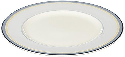 Noritake Java Graphite Swirl Salad Plate