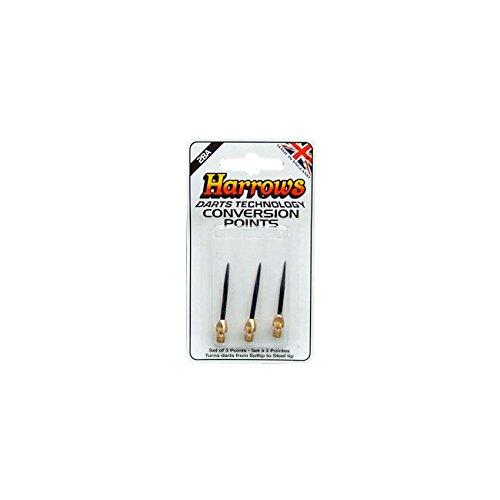 Harrowsアクセサリー Conversion Point Brass ダーツ darts アクセサリ【ダーツ ハロウズ】の商品画像
