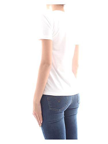 Shirt T 1 M Moschino 9003 A1903 Bianco Donna P7nx6qE