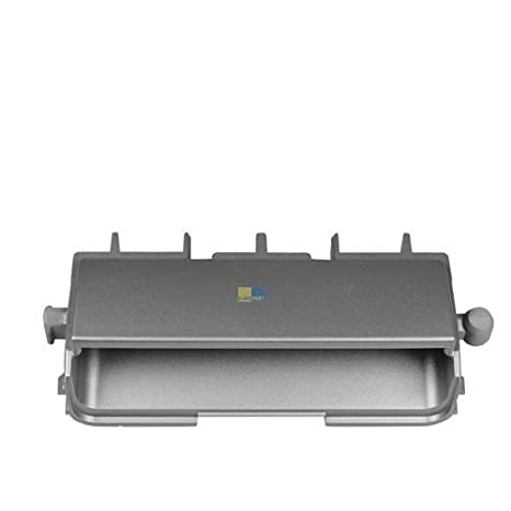 Original Bauknecht Ignis Ikea Türgriff Griff Spülmaschine silber 481246038172