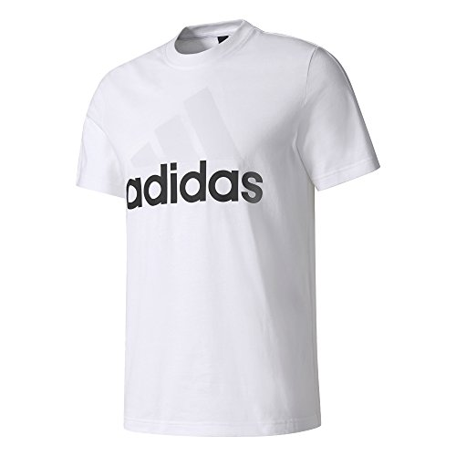 Shirt Ess Adidas Homme Linear Tee Blanc T 6Iz7dWcn