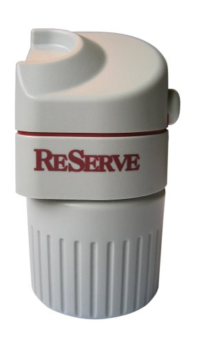 Cheap Wine Innovations, US010, Additional Bottle Adaptor for ReServe Wine Preservation System