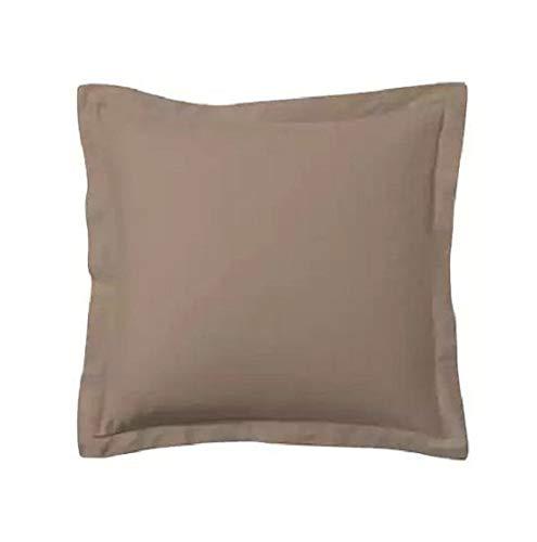 (Prince Lionheart Inc Solid Pattern 100% Egyptian Cotton 2 Piece Pillow Shams 26