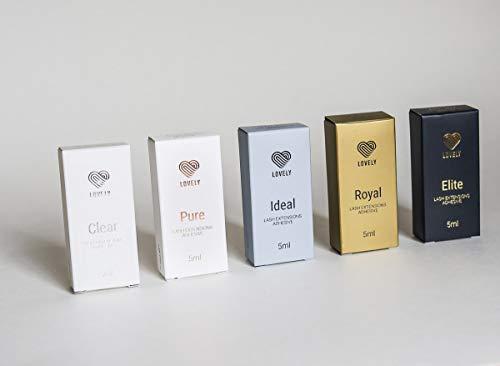 Royal Eyelash Extension Glue | 1 Second Dry Time | 8 Weeks Retention | Worldwide Best Seller