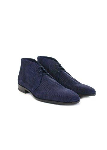 Greve Blue Business Sko Fiorano 2100-43 1/2 WaOfwX4