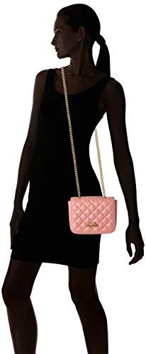 Borsa Nappa Spalla Donna Trapuntata In Cm E 14x20x6 wxhd Pu Shopper Love Sacchetti Rosa Della Moschino Di q5OPxWwt