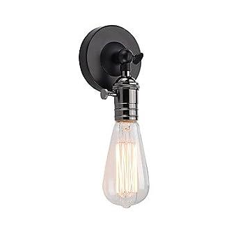 Socle Simple Minimaliste 1 Lumière Applique Murale Avec Interrupteur