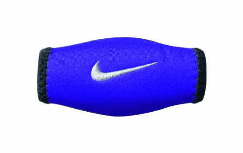 Chin Strap Cover (Nike Chin Shield (Purple/White, Osfm) )
