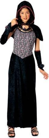 [Gothic Dark Rose Maiden Costume - LARGE] (Gothic Maiden Costumes)