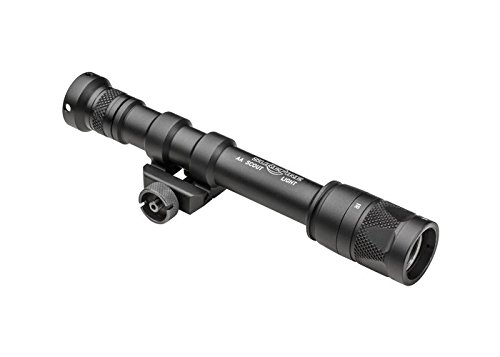 (SureFire M600V AA, AA Battery powered IR Scout Light with White and IR Output, Includes Z68 click-type tailcap pushbutton switch)