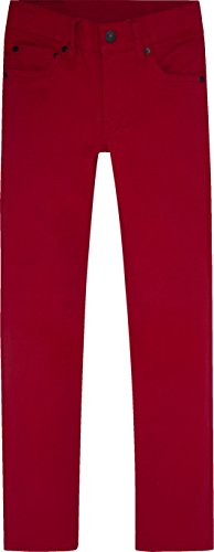 Levi's Boys 510 Skinny Fit Jeans, Chili Pepper ()
