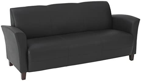 Office Star Breeze Bonded Leather Sofa