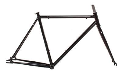 Vilano Chromoly Fixed Gear Track Road Bike Frame and Fork Set