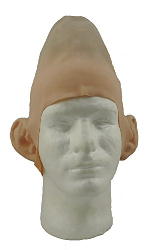 Conehead Costume Headpiece (Theatrical Effects Alien Dome Adult Latex Headpiece)