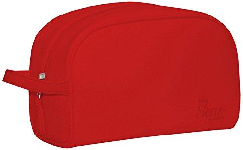 Garessi M13-01 - Neceser, color blanco Rojo