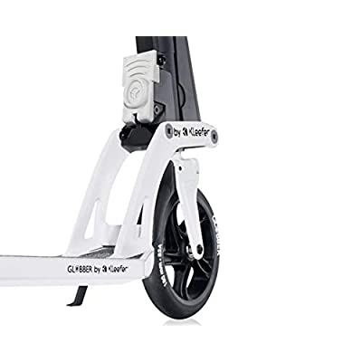 Globber One K Active W/Brake 498-192 White : Sports & Outdoors