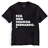 Camiseta Mini Eu Me Chamo Bernardo Reserva Mini