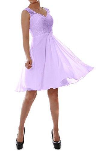 MACloth - Robe - Femme violet 56