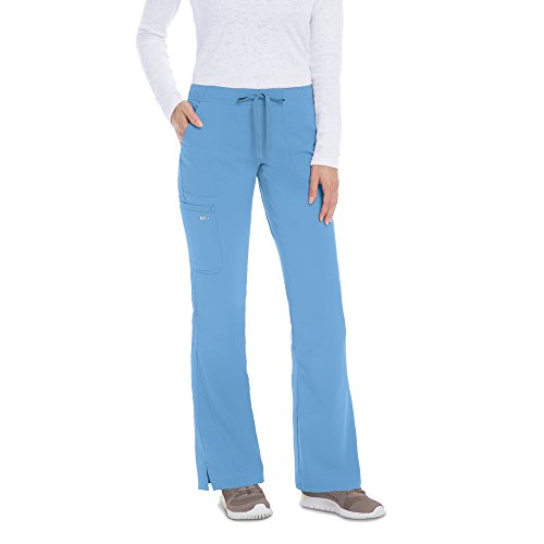 KD110 Women's Petite Riley Pant P, Ciel Blue, Large