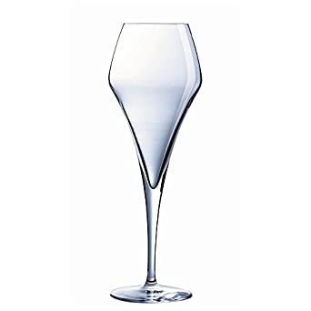 Chef y Sommelier arom hasta para copas Kwarx copa de cava cristal, 7 oz – -24 por caja.: Amazon.es: Amazon.es