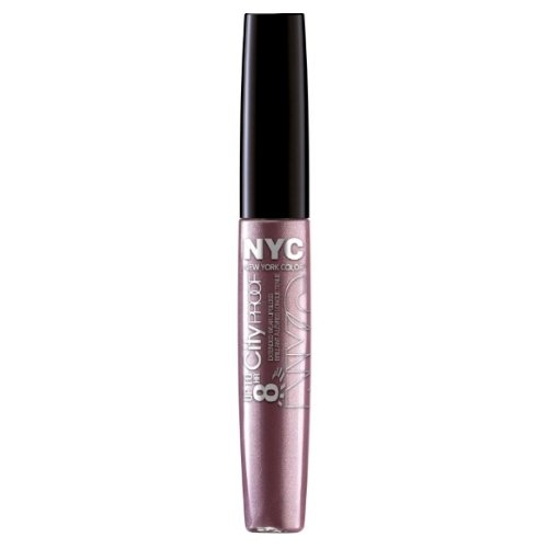 (6 Pack) NYC Up To 8HR City Proof Gloss - 24/7 Lilac by N.Y.C.