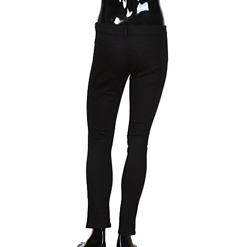 Slim Pantaloni pantaloni casual casuali In Cowboy meibax Skinny Con Pants Maschi Biker Sfilacciati Lavoro Jeans Bianca Sportivi Carico Denim Cerniera Uomo Da pIw5qBI