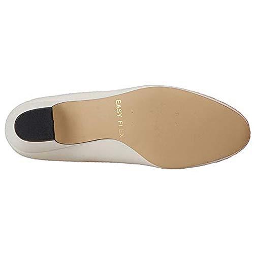 Halo Mujer Us Easy 9 B m Zapatos Street Beige bone Para 5 Fgx5Twq