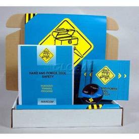 Hand & Power Tool Safety DVD Kit (K0000449EM) by Marcom (Image #1)