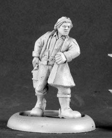 Reaper Miniatures 50123 Space Hero
