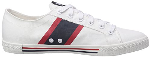 Helly Hansen Berge Viking Low, Sneakers Basses Homme Blanc (001 White / Nav)