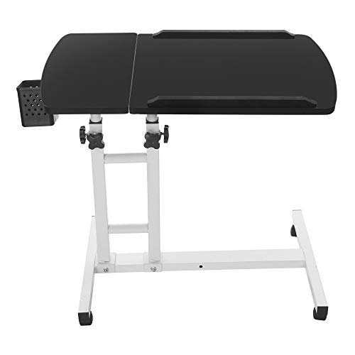 Lookatool Computer Desk Folding Table Office Desk Household Can Be Lifted and Folded Folding Computer Desk desks Small Desk Tables Small Table Writing Desk Laptop Desk