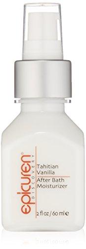 Epicuren Discovery Tahitian Vanilla After Bath Body Moisturizer, 2 Fl oz